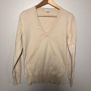 J. Crew vneck sweater
